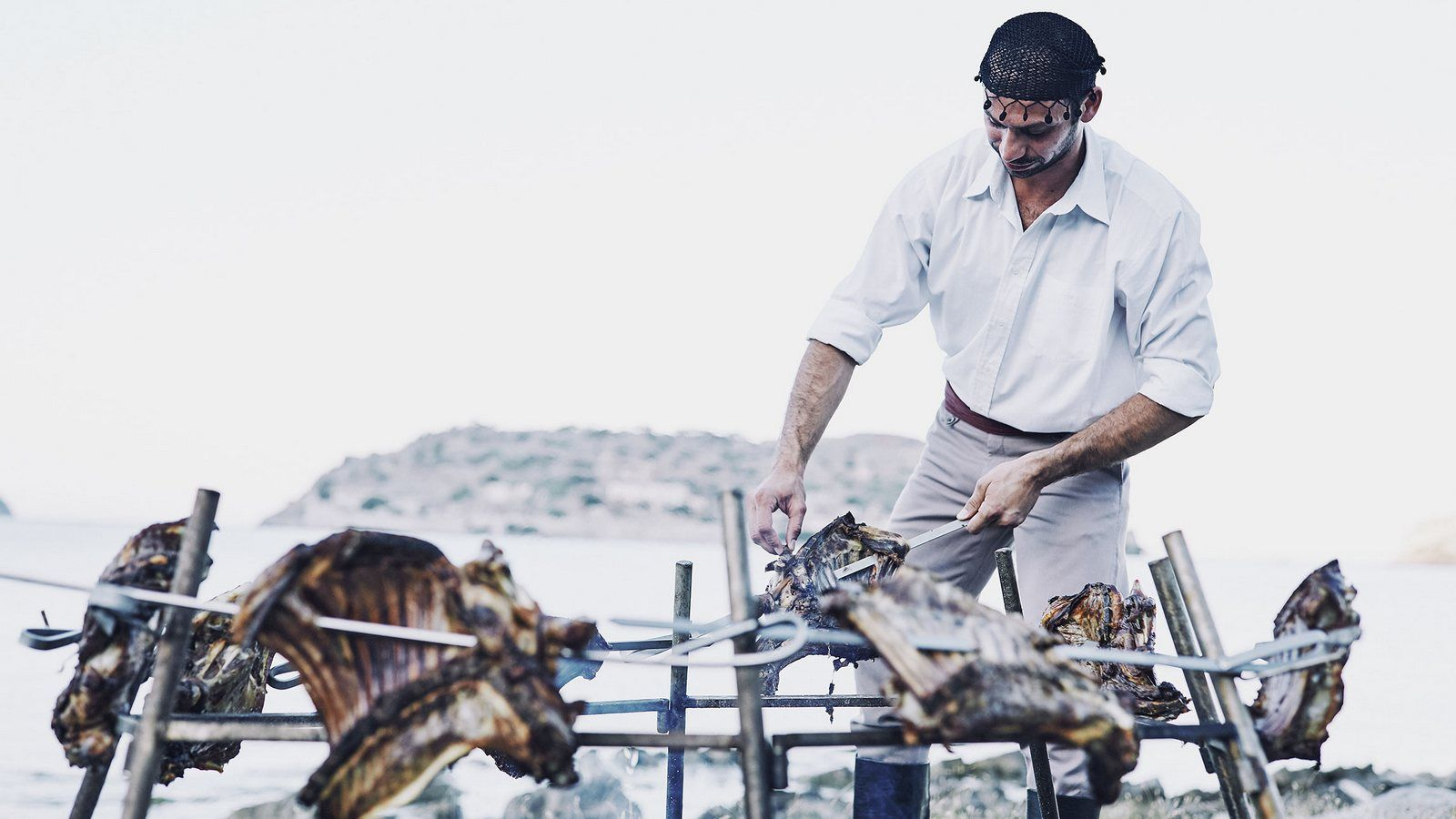 Cretan Feast at Blue Palace Resort and Spa