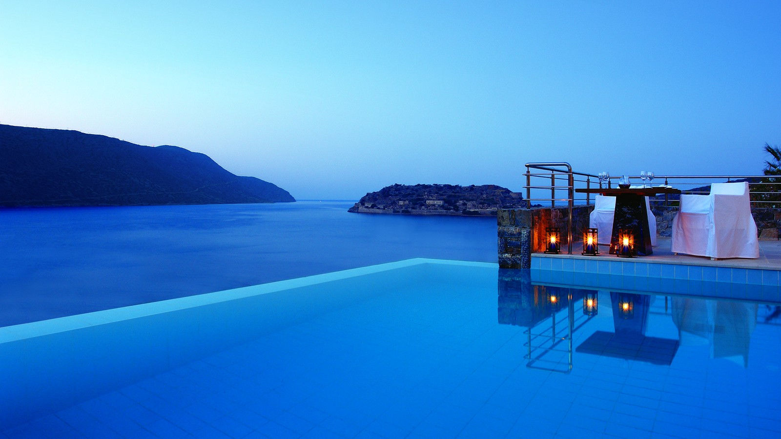 Luxury Residents Villas Crete Greece